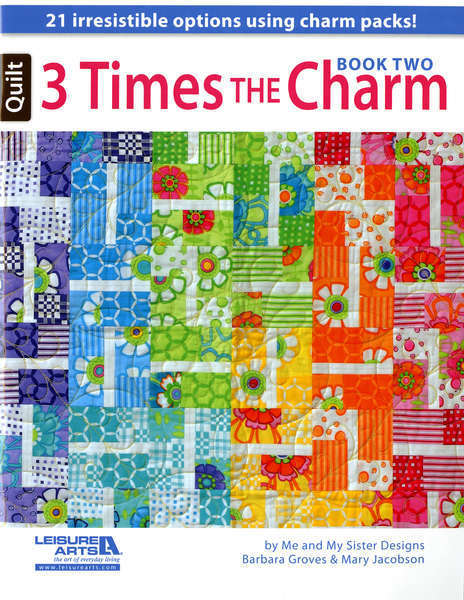 LA5952 3 times the charm book 2 front